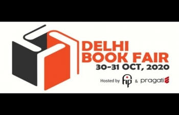 Delhi Book Fair, 2020,Virtualevent is being organizedfrom 30th October, 2020 to 31stOctober 2020