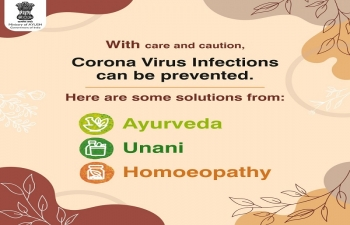 National Clinical Management Protocol based on Ayurveda and Yoga for management of Covid-19