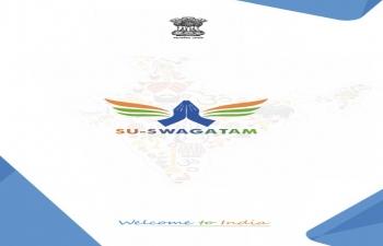 LAUNCH OF SU-SWAGATAM (VISIT INDIA) MOBILE APP