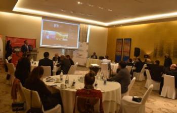 Webinar / #B2B Meeting in hybrid mode, on #India-#Azerbaijan cooperation in Pharmaceutical sector